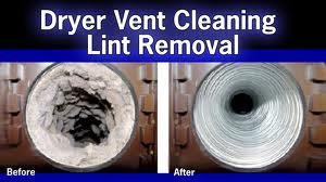 Dryer Vent Central Vac Cleaning